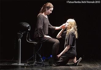 「逗子アートフェスティバル」のオープニングを飾るアンドロイド演劇「さようなら」(9月27日(金)〜逗子文化プラザさざなみホールで3回公演)。公演終了後は同公演作・演出を務める劇作家、平田オリザさんのトークイベントも