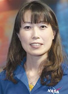 講師を務める山崎直子さん