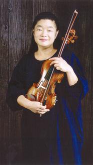 バイオリニストの天満敦子さん