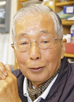 講師の山口茂さん