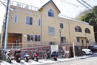 1日、オープンした「逗子なないろ保育園」(=先月27日、桜山)