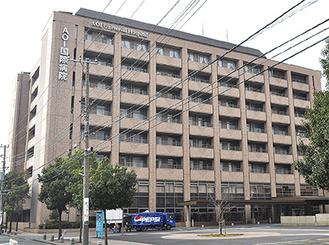 葵会が運営する「AOI国際病院」(川崎市川崎区)