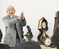 時計の歴史辿る