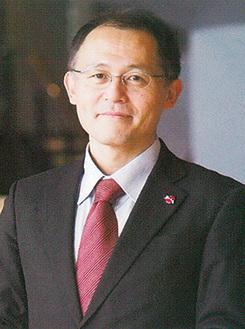 ICANの川崎さん講演