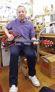 唯一無二のギターに憧れて