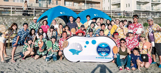 当日は桐ケ谷覚逗子市長も参加した。