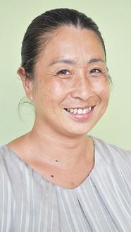 ホーム長の西久保涼子さんは訪問看護歴19年で経験豊富