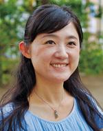 清岡 優子さん