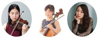 出演する(左から)小野さん、高田さん、廣瀬さん