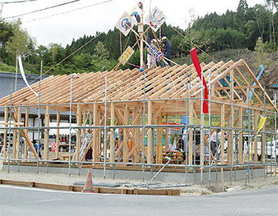 竹駒食堂を見学
