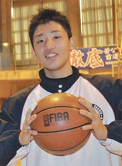 バスケ日本代表候補に