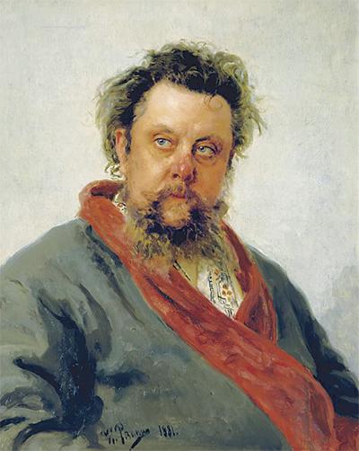 ロシア近代絵画の頂点