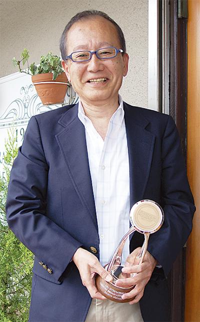 米音楽賞、日本人で初受賞