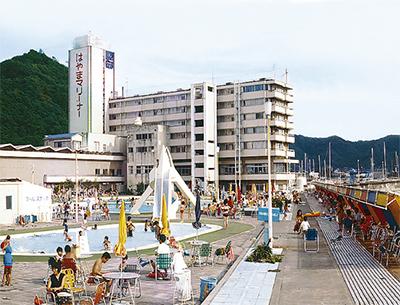 葉山マリーナが開業50周年