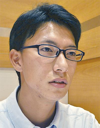 岩崎 雄太さん