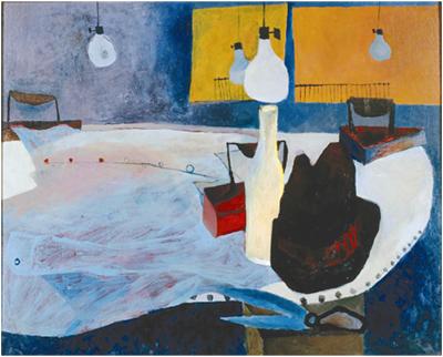 50年代の日本人画家たち