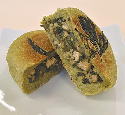海藻なのにパンとの相性抜群