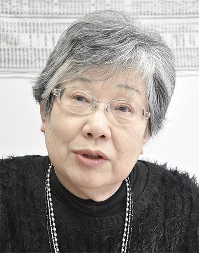 鈴木 雅子さん