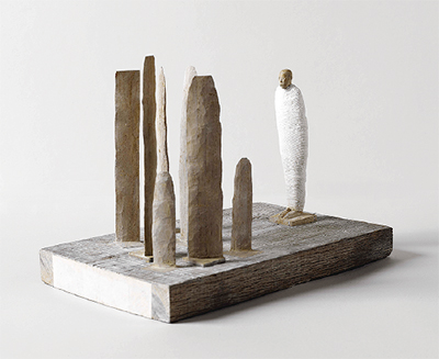 彫刻家、若林奮の世界