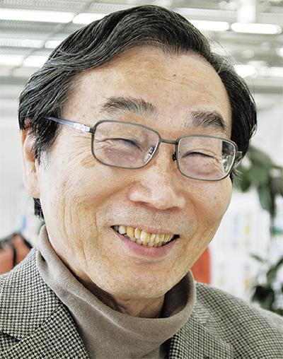 長坂 寿久さん