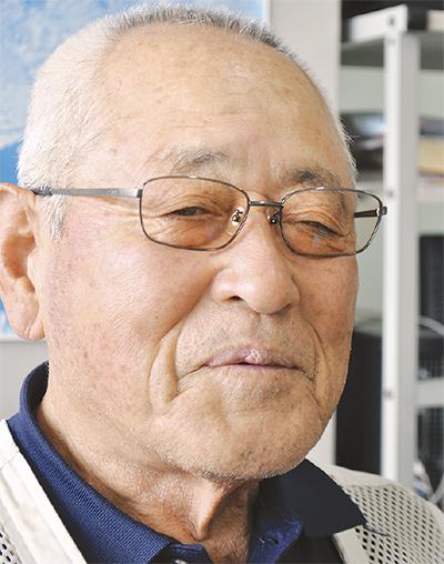 飯田 實さん