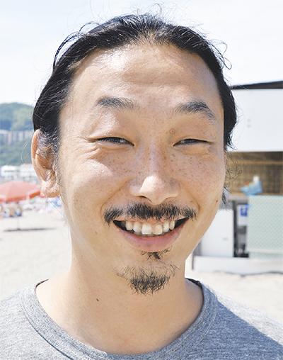 濱中 聡史さん
