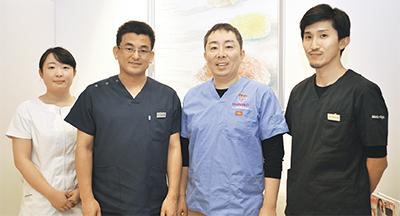「食べる」を支える訪問歯科