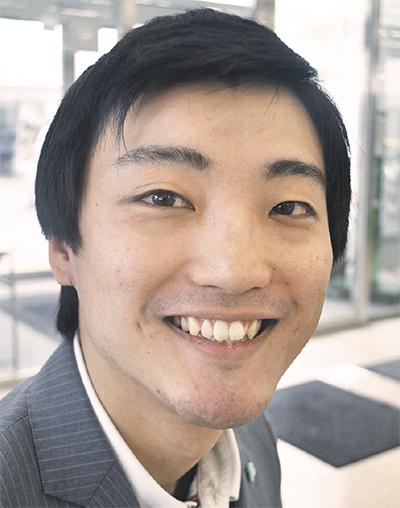 石坂 幸治さん