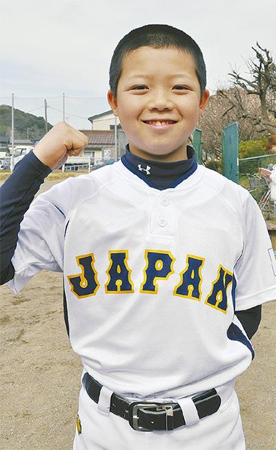 ソフト日本代表に選出