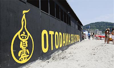 今夏、三浦海岸にオープン