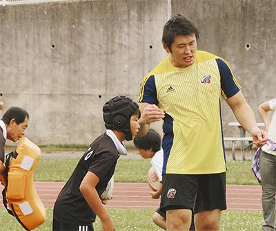 日本一のプレーに学ぶ