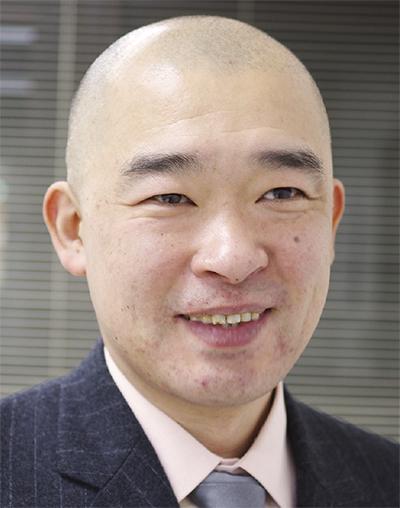 長岡 武史さん