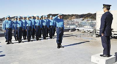 「山岳パトロール隊」が発足