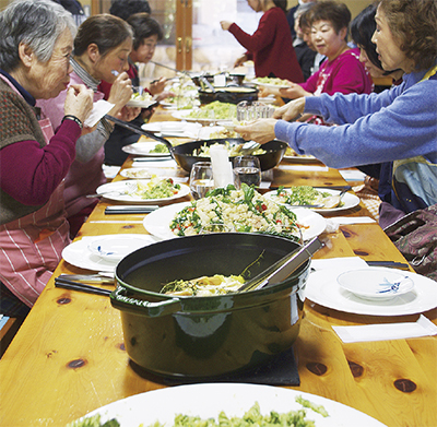 葉山の野菜を丸ごと堪能