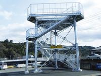 津波避難タワー「タスカルタワー」