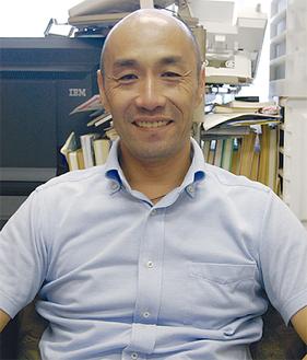 山田秀幸さん(48歳)フジサワ名店ビル社長、元藤沢青年会議所理事長。理事長時には、国際委員会開催などを経験