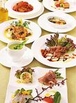 季節のプラン(イタリア料理)