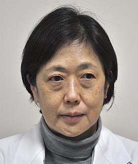 インタビューに答える小竹医師