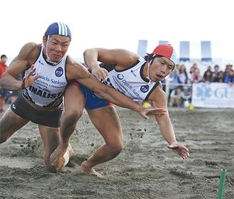 激しい競争が繰り広げられた写真提供:JLAオフィシャルカメラマン 菅沼浩氏