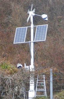 釜石市の復興を伝えていく「環境戦士 見守朗」