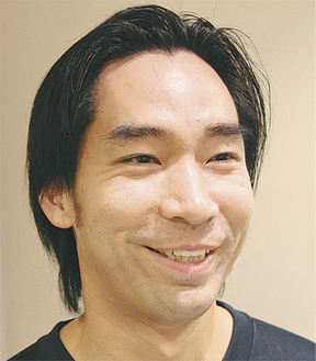 本町ミニバス出身、第一中学卒の青木勇人選手