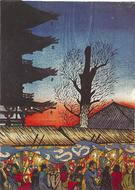 昭和百景を描いた作品展