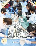 手作り絵馬日本一に挑戦