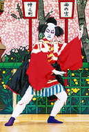藤美会60周年の舞踊会