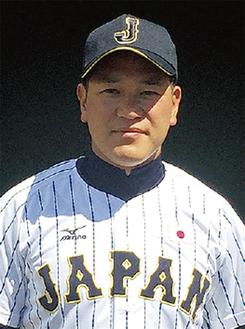 コーチを務める田代氏