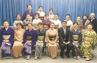 日本舞踊でチャリティ