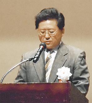 鈴木紳一郎会長