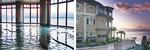 入浴・運動・マッサージも可能な海水の2倍のミネラルを含む、江の島の天然温泉