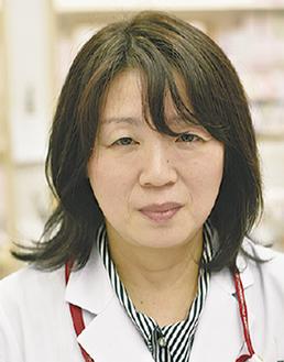 エルム薬局の薬剤師高梨純子さん