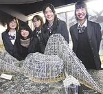 (左から)天野さん、中島さん、坂井さん、米本さん、大牧さん